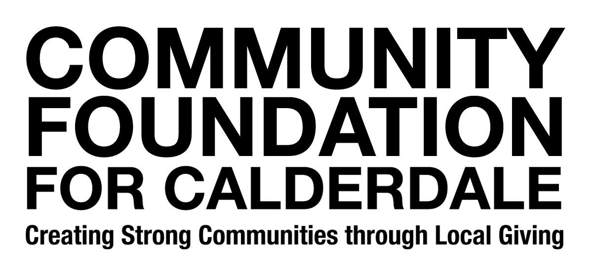 Community Foundation for Calderdale Logo