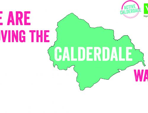We are Moving the Calderdale Way!