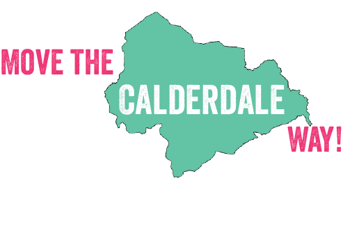 Move the Calderdale Way logo